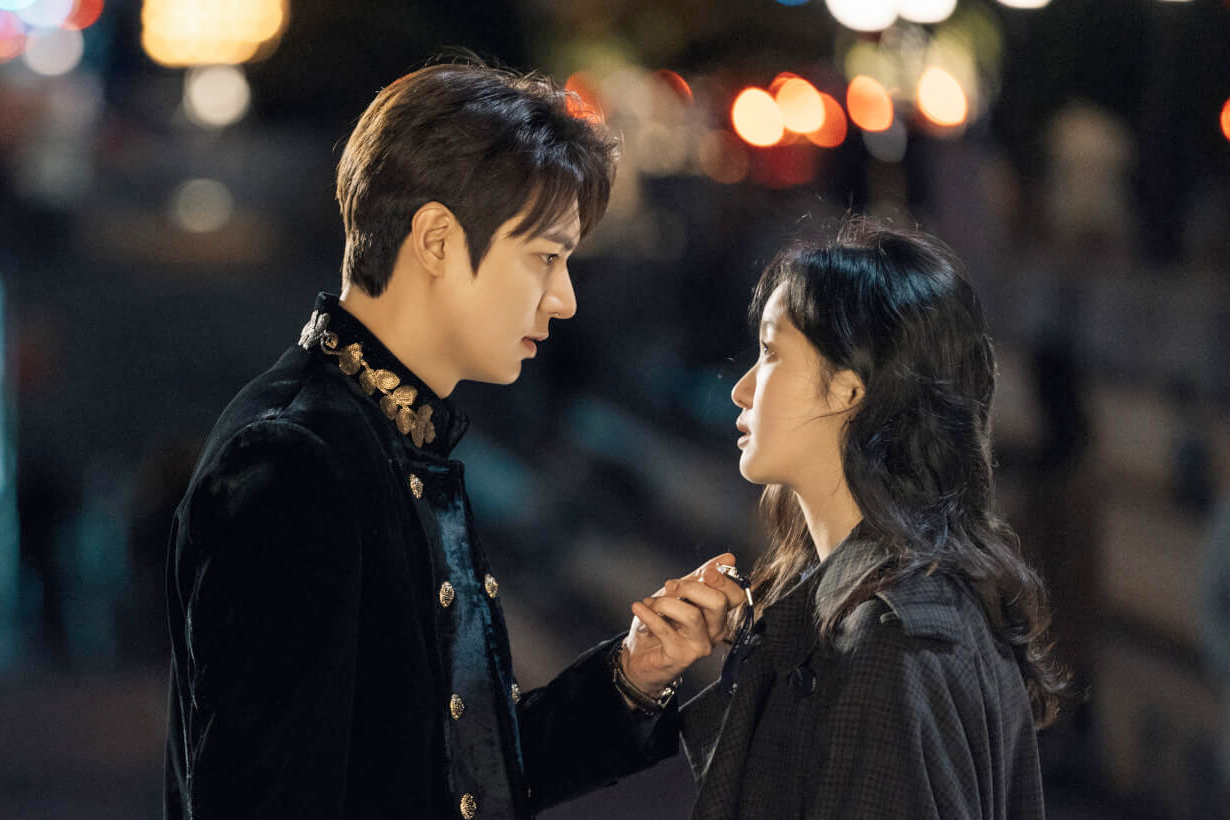 the king netflix korean drama rating top 2020