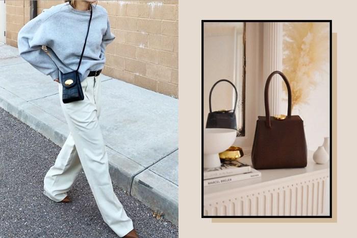 來自北歐的極簡設計:人氣急升的中價位小眾手袋品牌,把握限時 25% Off 優惠入手!