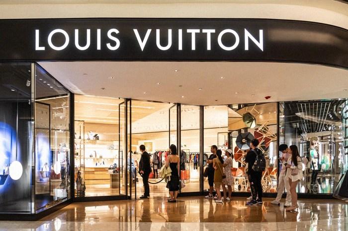 不只是 Hermès,LVMH 在中國的銷售額也反彈 50%!