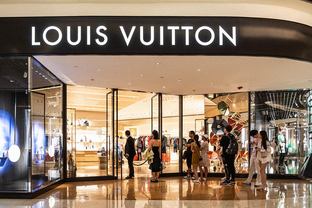 LVMH shows good resilience in the first quarter of 2020