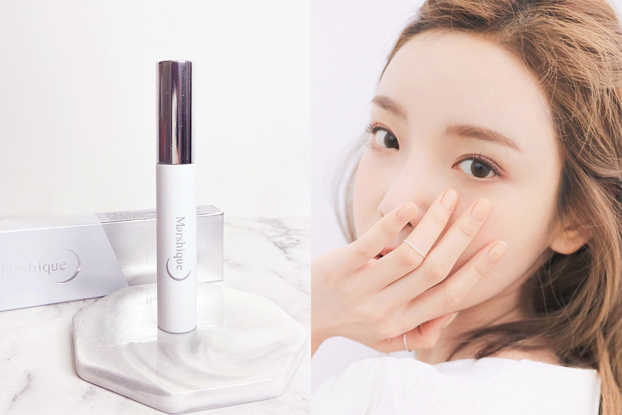 Marshique  Home Spa Serum Lash & Brow Eyelashes Eyebrows Serum korean skincare korean girls