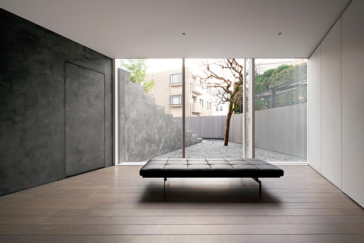 nendo stairway design 2020 tokyo shinjuku interior