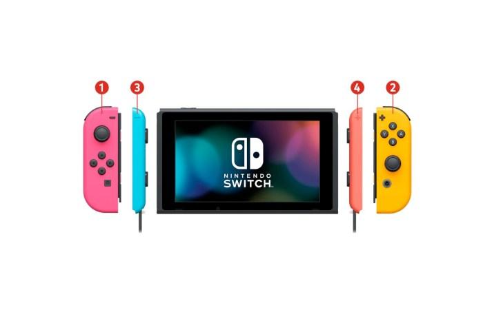 任天堂 Nintendo Switch 客製化服務上線:10+ 種顏色選擇,打造屬於自己的限量版機台!