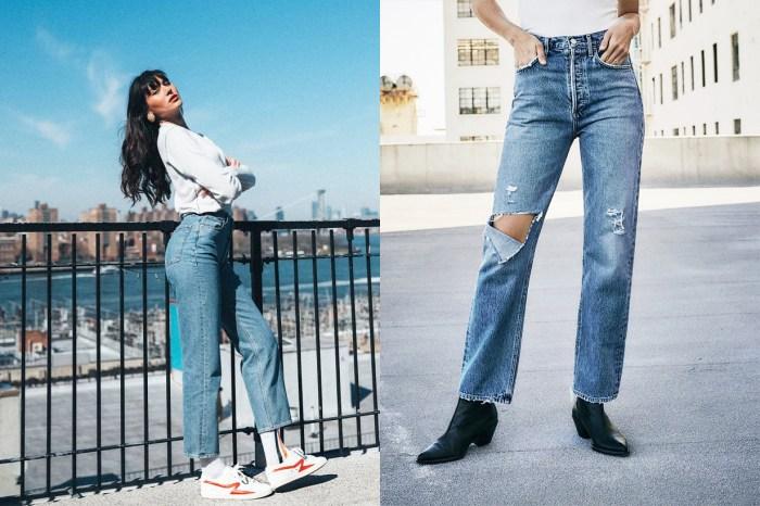 POPBEE 編輯部推介:假若衣櫃裏只能保留一個品牌的牛仔褲,我們的選擇會是…