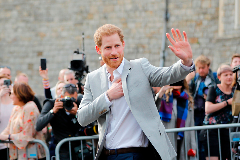 prince harry meghan markle sussex tabloids letter racist