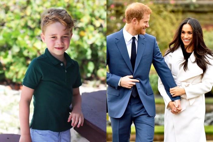 哈里和梅根離開皇室後,大家會因為這個原因有更多機會看見喬治王子!