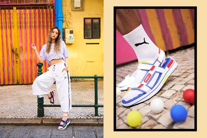 時尚女生務必趕上涼鞋 x 襪子潮流,PUMA 6 大人氣涼鞋系列推介!