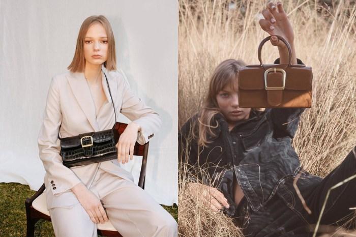 創立不足兩年的澳洲小眾品牌,IG 時尚紅人都在悄悄收藏它的手袋!