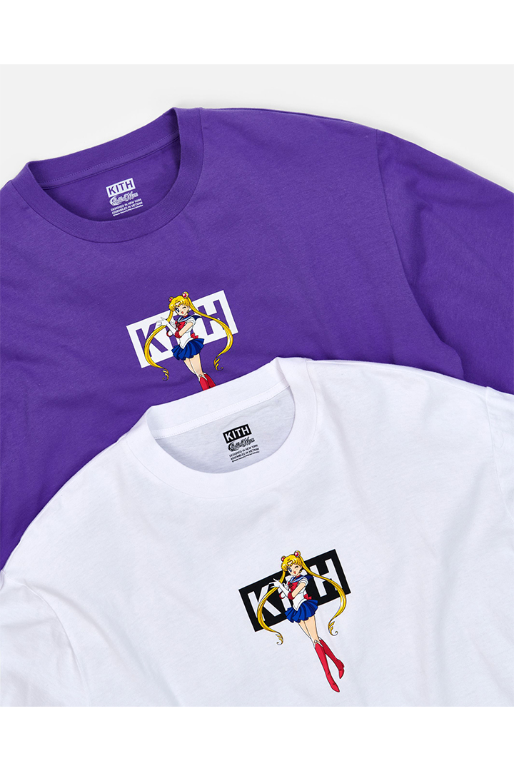 Sailor Moon x KITH Women Collaboration