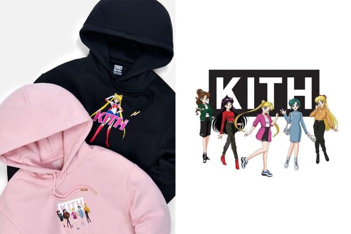 粉絲必搶!Sailor Moon 聯乘系列即將開賣,變身前後的造型你愛哪個?