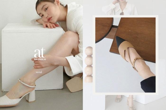 尋找不老氣的 Vintage 風格鞋款?第一眼就愛上這個韓國小眾品牌!