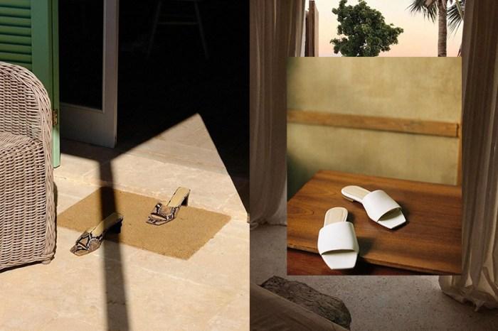 慵懶的迷人:在家也別忘當個優雅女人,挑一雙簡約時髦的居家拖鞋!