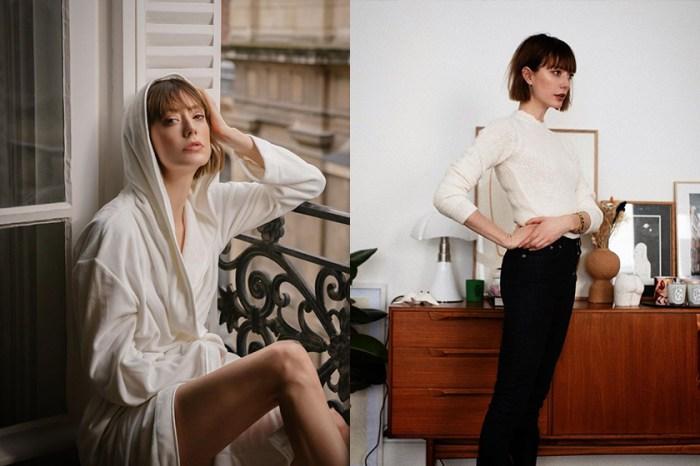 居家剪髮:巴黎時髦博主分享,只要 3 步驟就能剪出隨性法式瀏海!