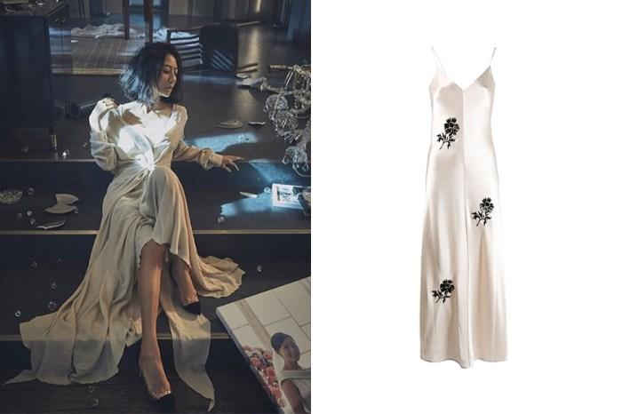《夫妻的世界》中金喜愛這件純白絲質睡衣,典雅設計一度造成缺貨!