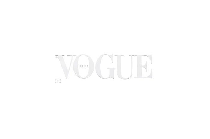 沒有標題與照片,義大利《Vogue》空白封面背後的意念令人動容!