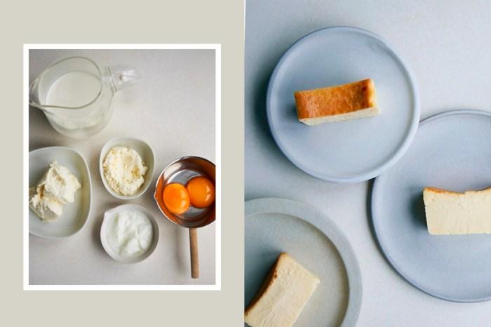 Mr. Cheesecake 公開食譜:在家也能做出「世界上最好吃」的起司蛋糕!