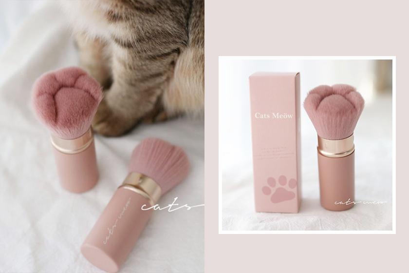 Make Up Brush taiwan beauty brand Cats Meöw