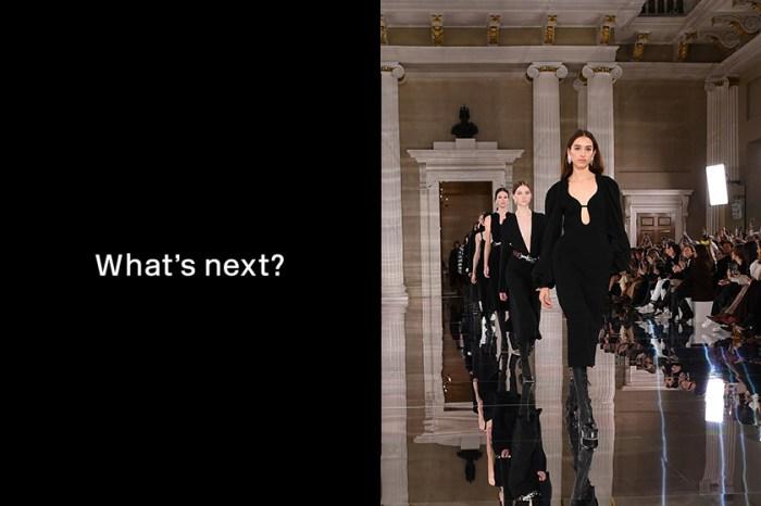 台下看秀是否已成歷史?倫敦時裝周宣佈未來將以這個形式舉行……