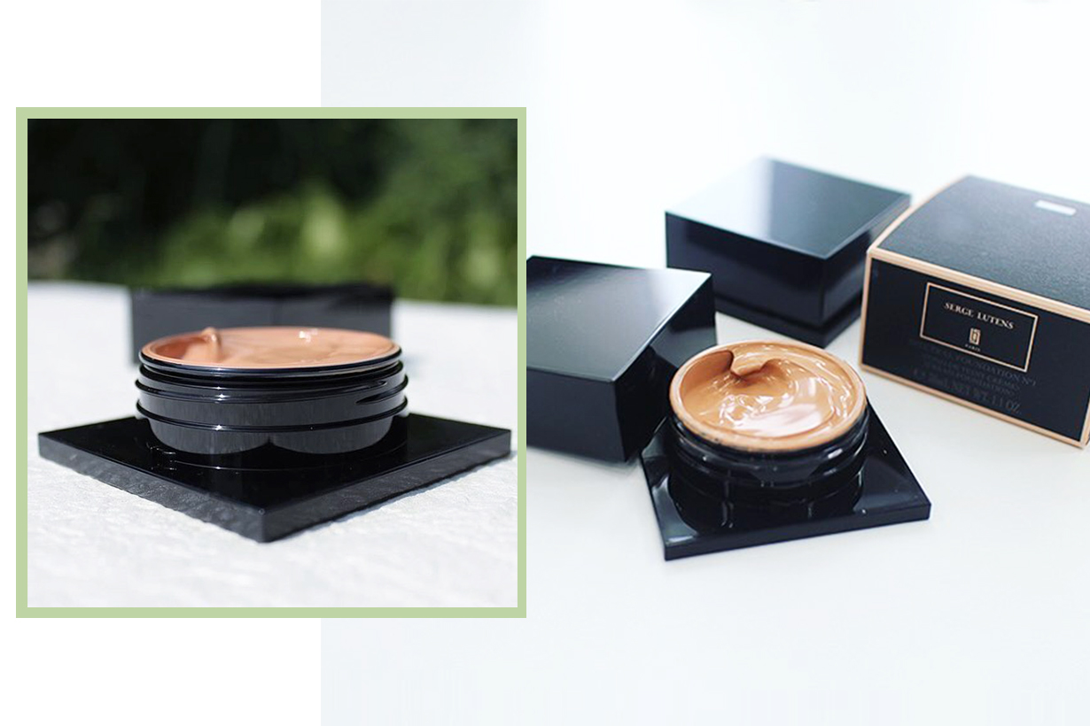 SERGE LUTENS  Spectral Cream Foundation recommendation makeup cosmetics