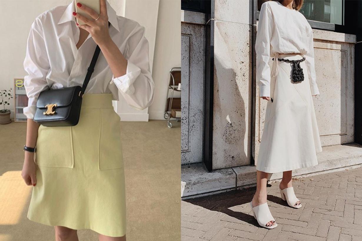 Spring 2020 Skirt Trends