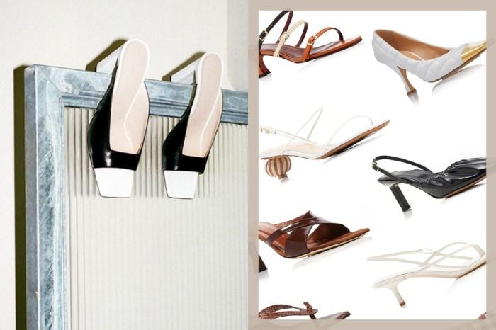 越俐落越時髦,方頭鞋熱潮仍未減退!20+值得購入的小眾與名牌款