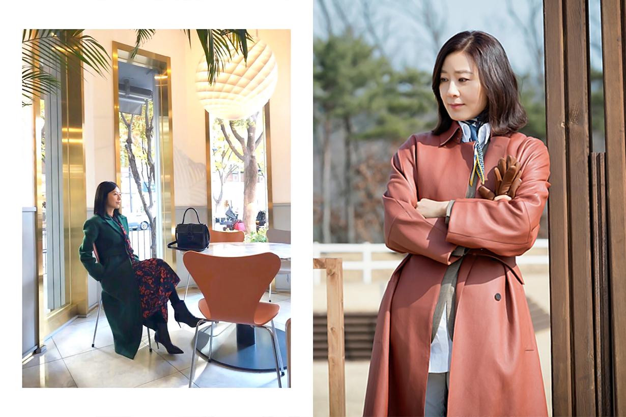 The World of the Married Kim Hee Ae Han So Hee Park Hae Joon JTBC Korean Drama Old Photos korean idols celebrities actresses