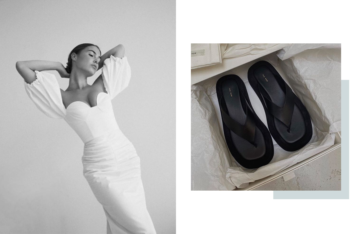 Shoes, Dress and Top Trends of Summer 2020