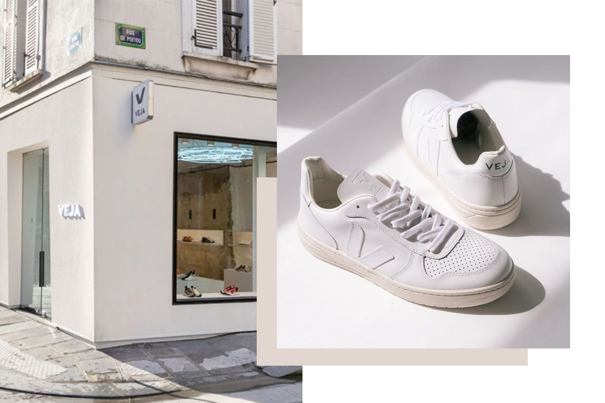 VEJA IS ONE OF THE MOST-WANTED SUSTAINABLE BRANDS THIS YEAR, ACCORDING TO LYST