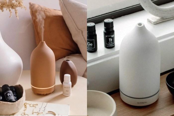 IG 女生的家居必備:這款瓷製擴香儀,令滿室都洋溢芳香與格調!