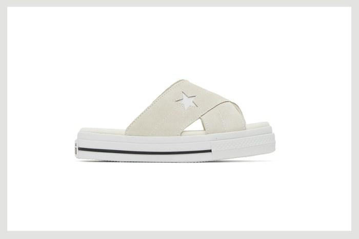 嬌小女孩注意:Converse 這雙全新厚底拖鞋,是否會引起搶購?