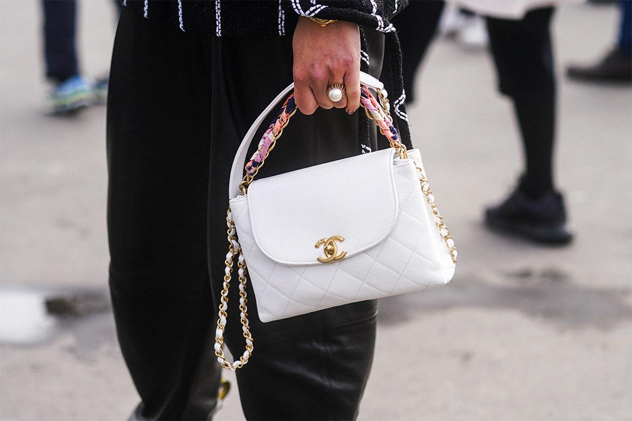 How To Take Care Of White Handbags