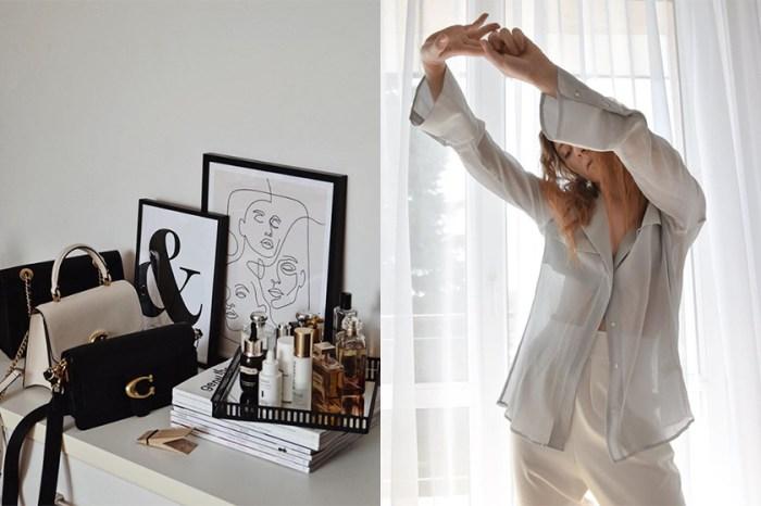 居家工作也要保持時尚!這種穿搭舒適之餘,又能替你節省時間!