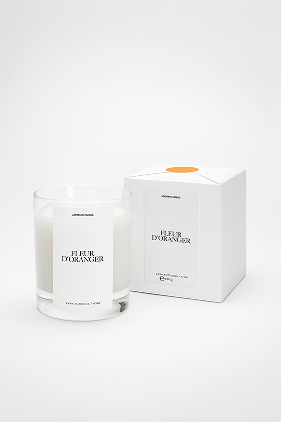 zara Jo Malone jo loves candles ZARA EMOTIONS