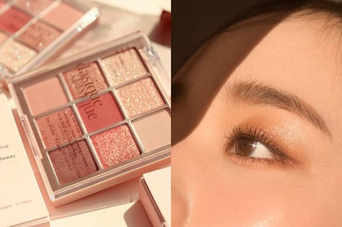 兼具實用度與極美外型:韓國小眾彩妝品牌 dasique 這款眼影盤引起討論!