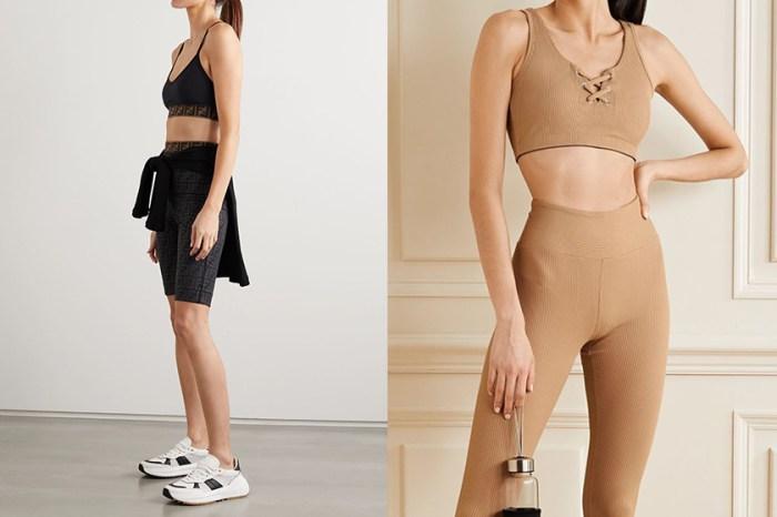 居家運動也要保持時髦:為你推薦數款值得入手的 Sports Bra 運動服套裝!