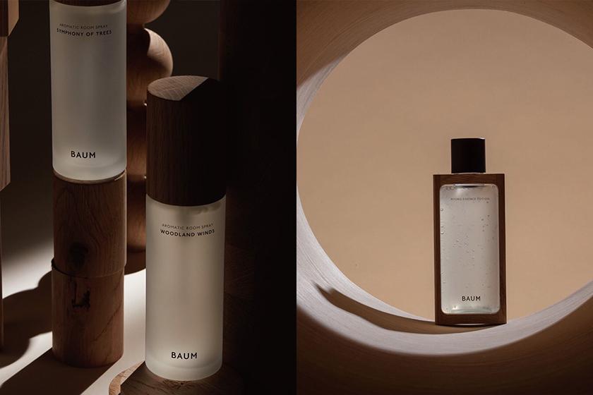 Shiseido New Natural Skincare Brand BAUM Japanese