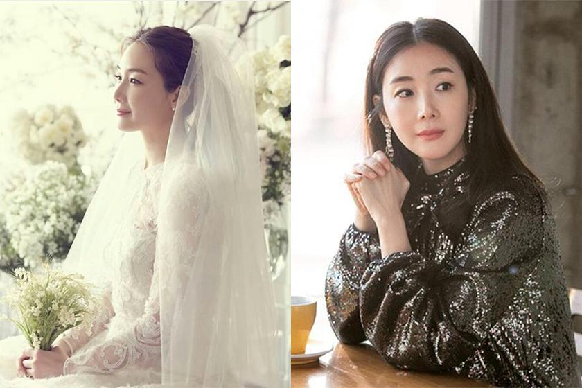 Korean Actress Choi Ji woo Pregnant Photo