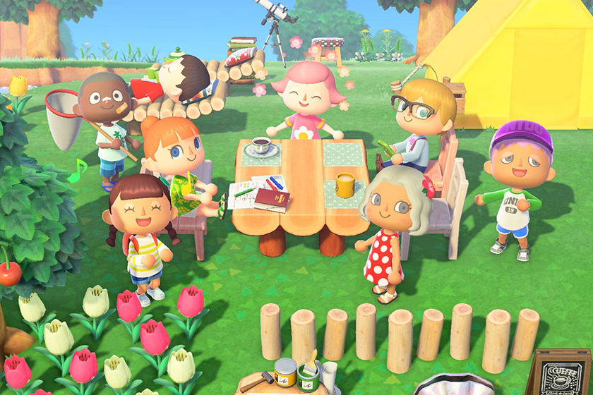 Nintendo Switch Animal Crossing: New Horizons fastest selling game