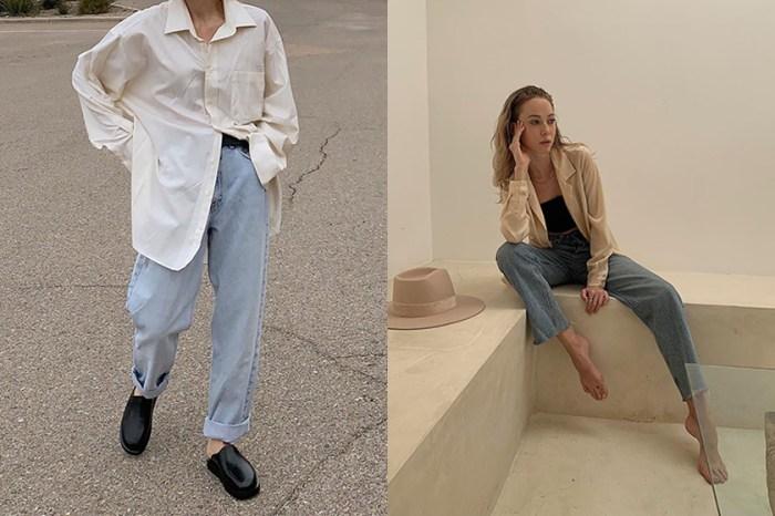 想要穿得舒適又時髦,必須筆記這款春夏不能錯過的丹寧褲搭配要素!
