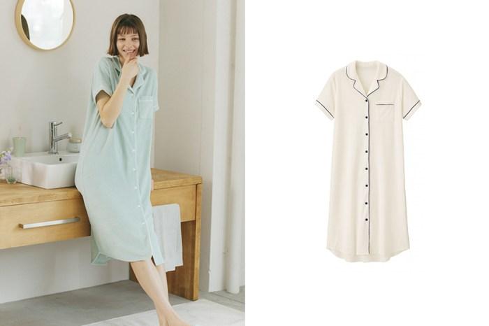夏日不能少的涼爽居家服:GU 推出這款「薄荷睡衣」引起日本女生關注!