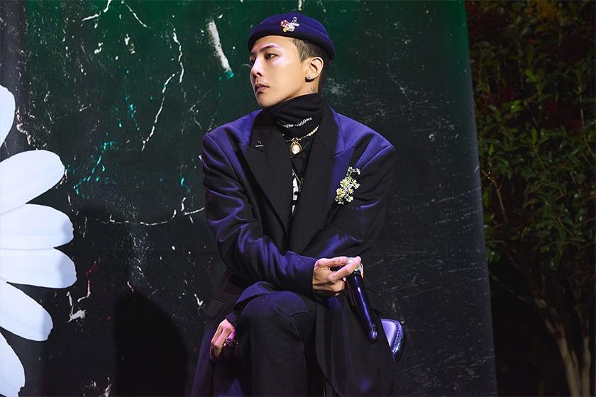 G-Dragon G-Dragon Air Force 1 Collaboration