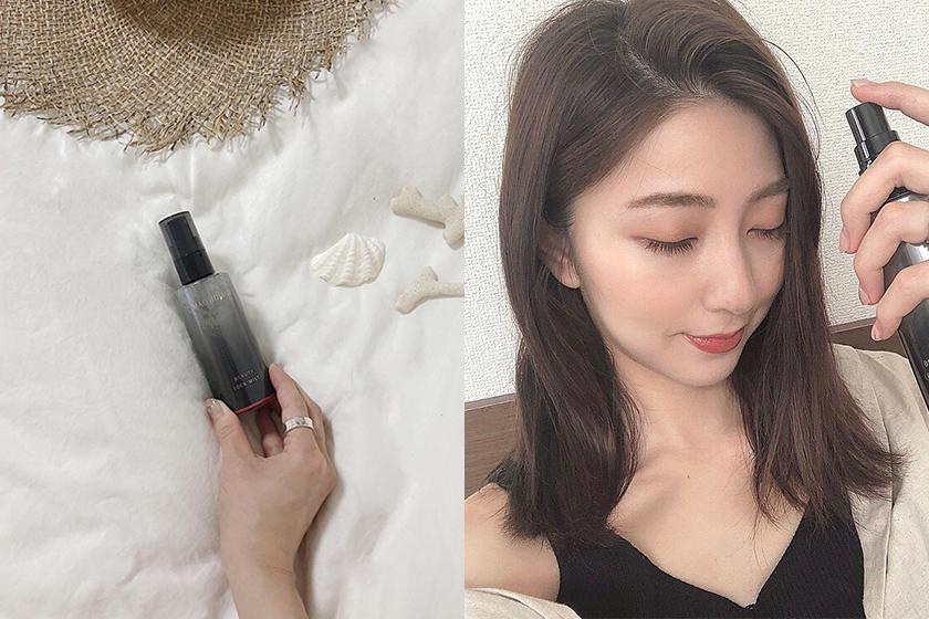 Shiseido Maquillage Beauty Lock Mist