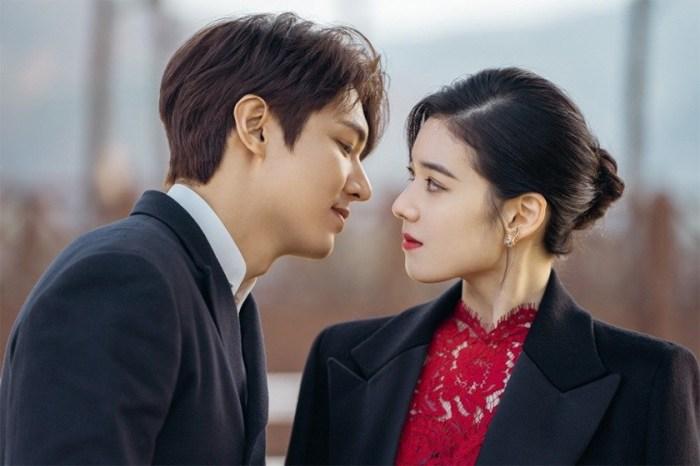 最美女總理:韓劇《The King:永遠的君主》鄭恩彩的俐落穿搭有這個時髦關鍵!