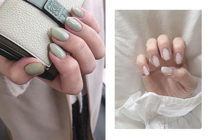 春夏美甲靈感:日本女生展現手部高級感的秘訣,就在這個簡單細節!