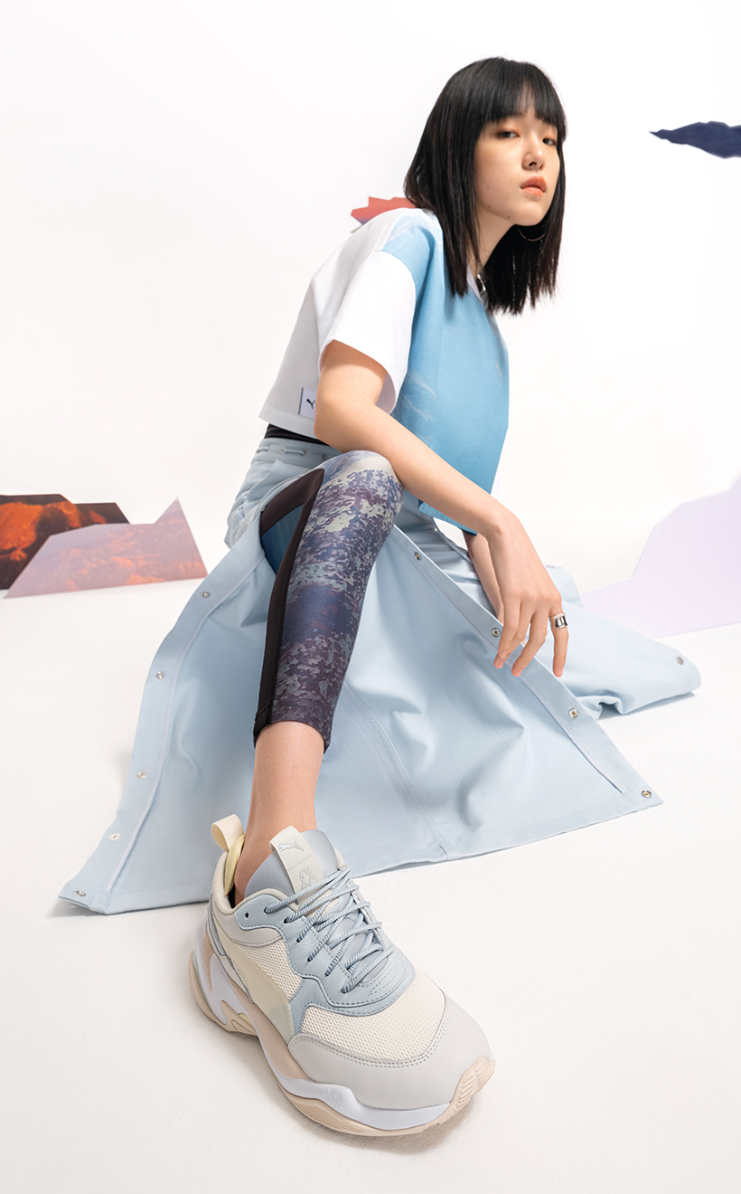 Liu Wen PUMA Collaboration RS-2K Thunder