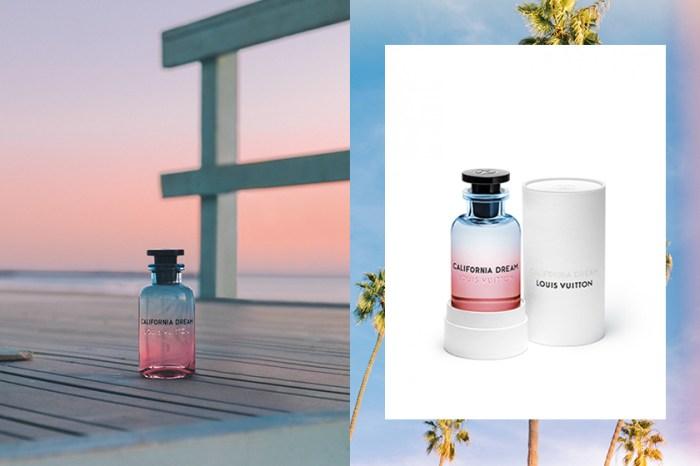 落日餘暉幻化成漸層瓶身:Louis Vuitton 推出充滿夢幻情調的全新香氛!