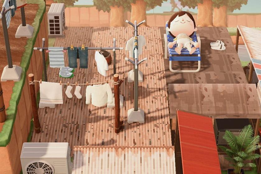 Animal Crossing Japan Twitter Kowloon Walled City