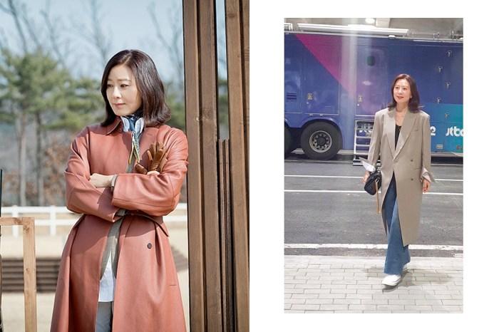 超強帶貨力:戲裡戲外,金喜愛身上引起女生注目的 3 件西裝外套!