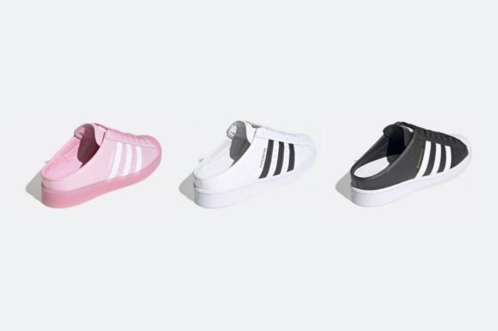 adidas Originals Superstar 慶祝 50 週年:推出了穆勒拖鞋版本之外,還有女生限定色!