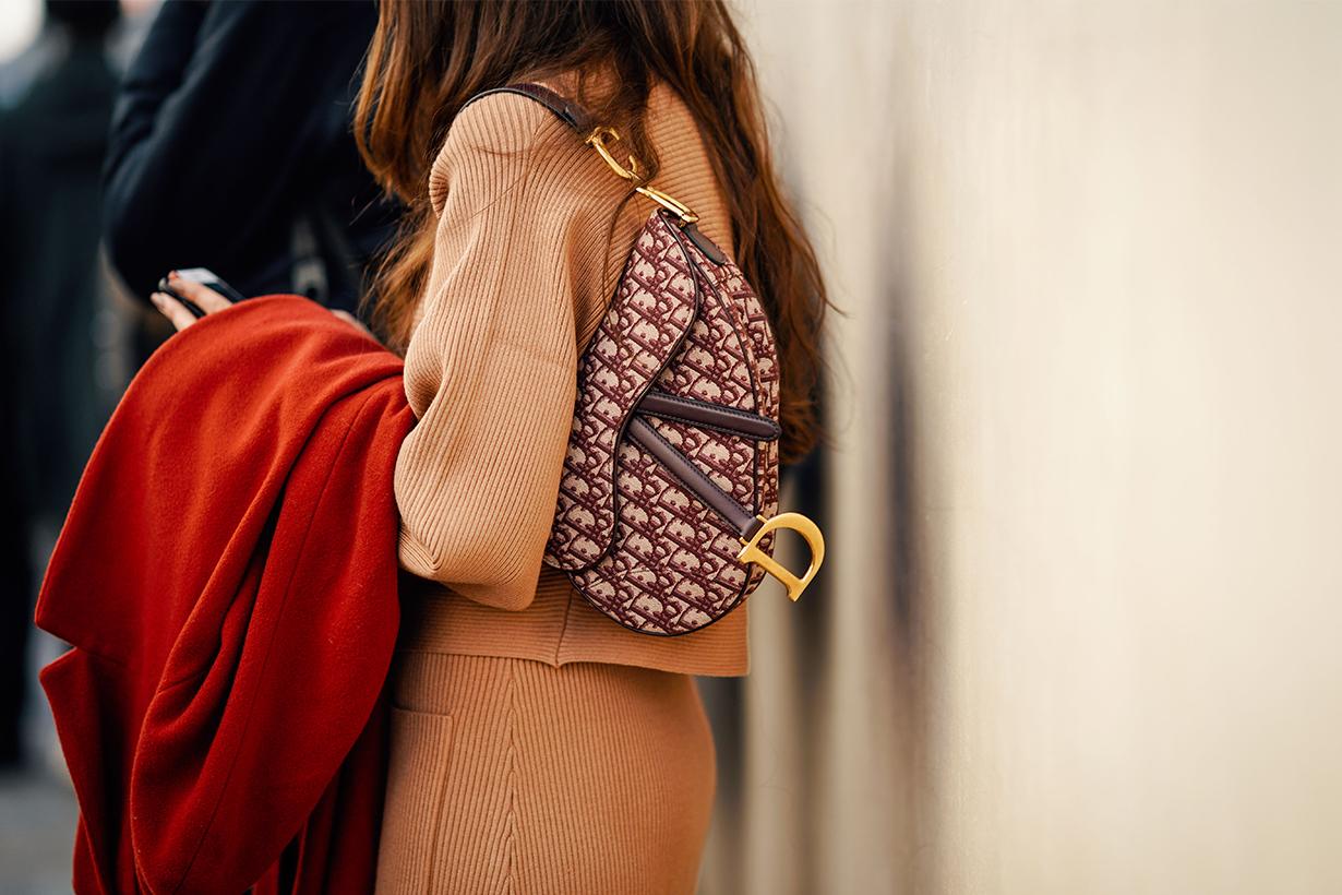 Dior Seeks Registration for its Saddle Bag